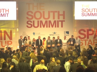 Clausura The South Summit